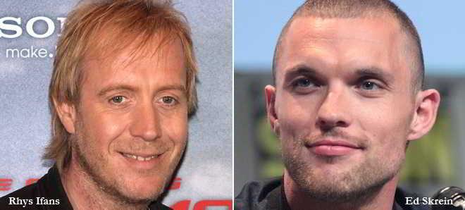 Rhys Ifans e Ed Skrein vão ser os protagonistas do thriller 'Gateway 6'