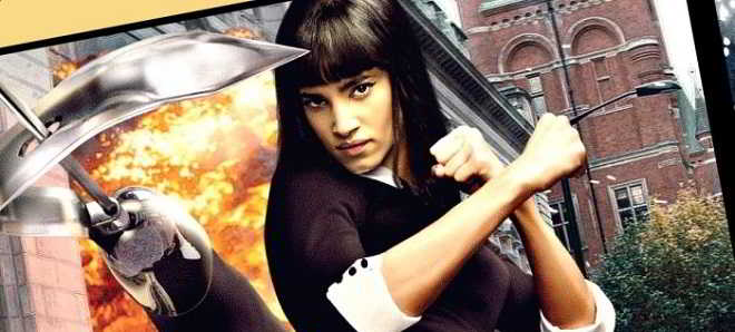Sofia Boutella no elenco do thriller de espionagem 'The Coldest City'