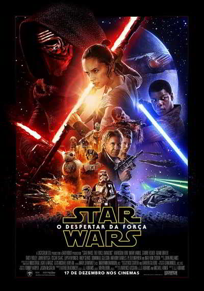 Star Wars- o Despertar da Forca_poster pt