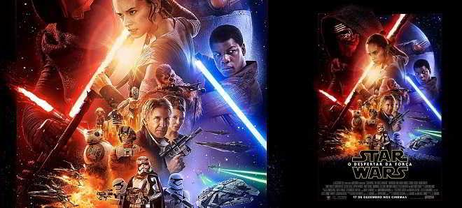 Divulgado o novo trailer de 'Star Wars: O Despertar da Força'