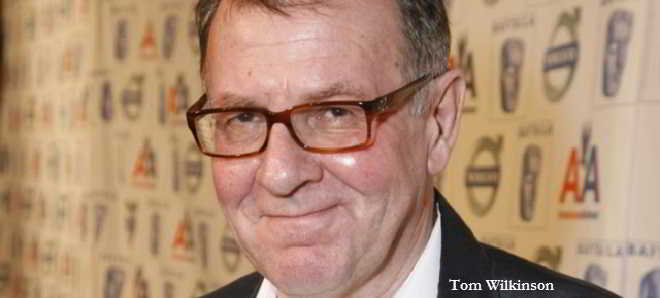 Tom Wilkinson junta-se a Sam Worthington no filme 'The Titan'