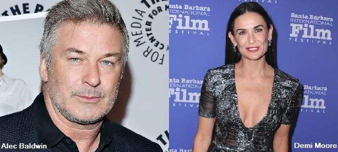 Alec Baldwin e Demi Moore definidos para estrelar o drama indie 'Blind'