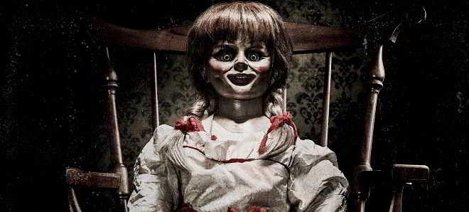 'Annabelle': A macabra boneca vai ter continuação nos cinemas