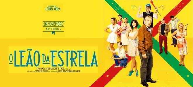 Divulgado o primeiro trailer e o poster de 'O Leão da Estrela'