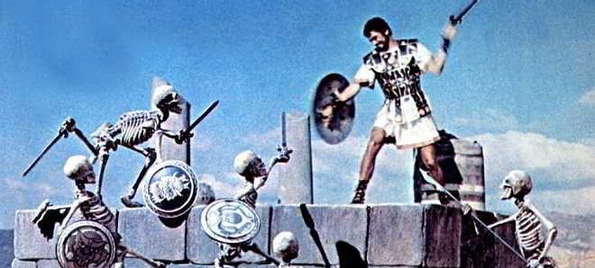 Paramount prepara uma nova versão do filme de 1963 'Os Argonautas'