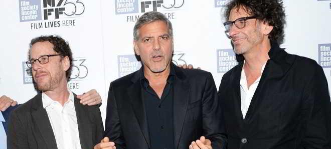 George Clooney vai realizar e protagonizar 'Suburbicon', dos irmãos Coen