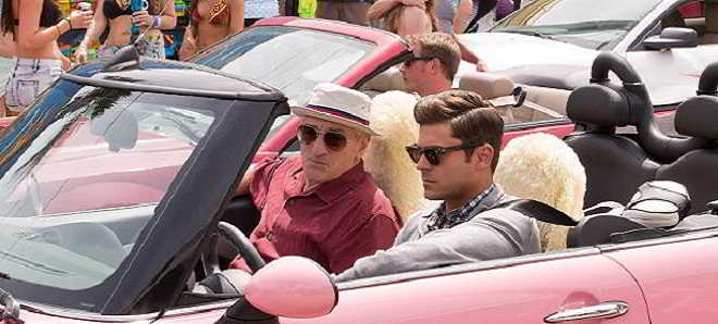 Primeiro trailer de 'Dirty Grandpa', com Zac Efron e Robert De Niro