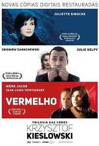 TRÊS CORES: VERMELHO