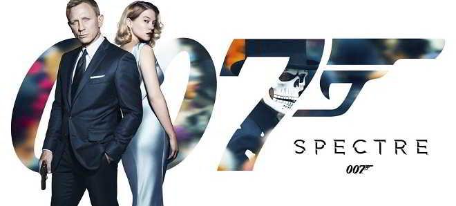 '007 Spectre' alcança recordes de bilheteira no Reino Unido