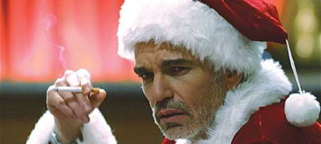 Billy Bob Thornton repete o protagonismo na sequência de  'Bad Santa'