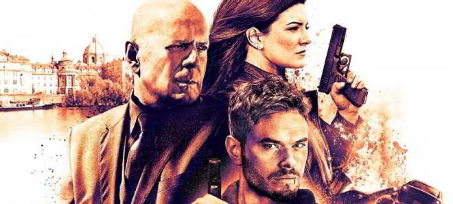'Extraction': Trailer do thriller com Bruce Willis e Gina Carano