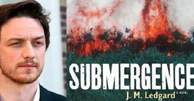 James McAvoy vai protagonizar o drama romântico 'Submergence'