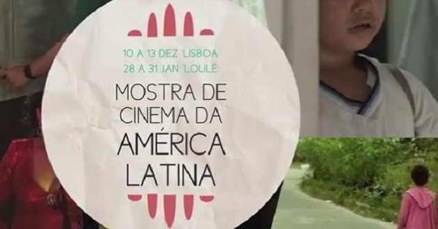 Programa da 6ª edição da Mostra de Cinema da América Latina