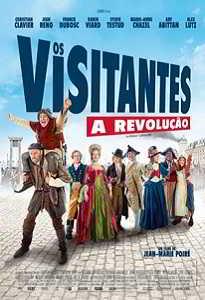 OS VISITANTES: A REVOLUÇÃO