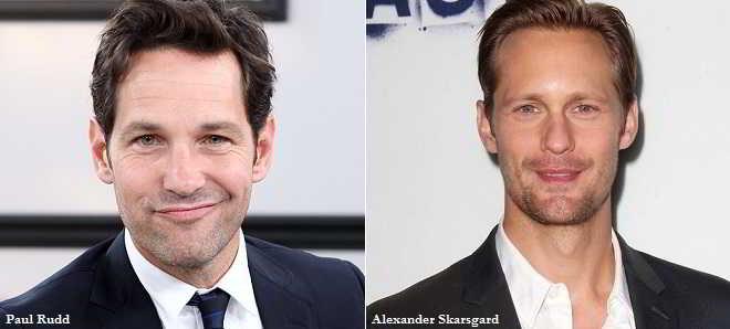 Paul Rudd e Alexander Skarsgard são os protagonistas do thriller 'Mute'