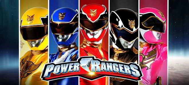 Já são conhecidos os nomes dos intérpretes dos cinco 'Power Rangers'
