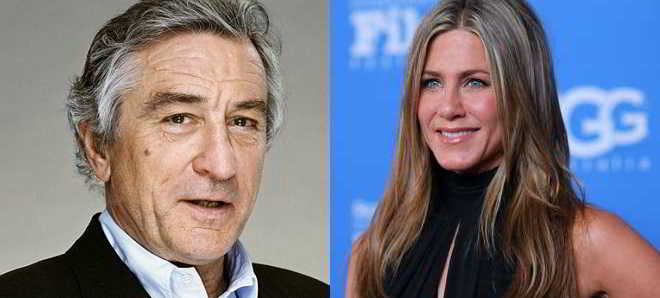 Jennifer Aniston junta-se a Robert De Niro no drama 'The Comedian'