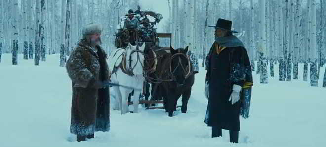 'The Hateful Eight': Trailer final do western de Quentin Tarantino