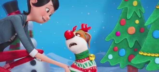 Assista ao trailer natalício da animação 'A Vida Secreta dos Nossos Bichos'