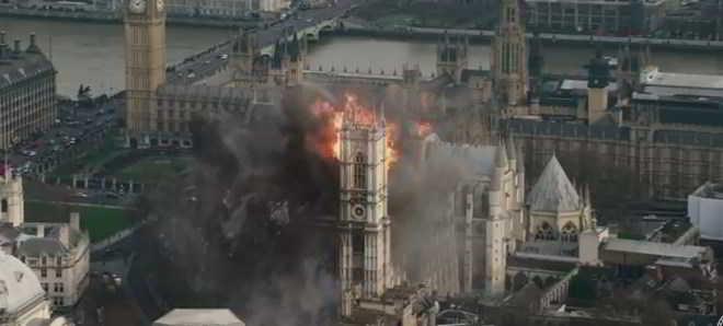 Divulgado um novo trailer oficial de 'Assalto a Londres'