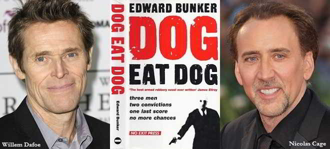 Willem Dafoe junta-se a Nicolas Cage no thriller 'Dog Eat Dog'