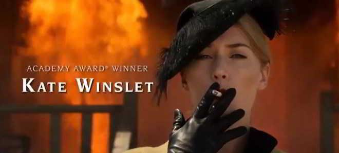 Trailer português de 'A Modista' com Kate Winslett e Liam Hemsworth