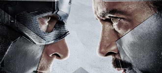 Assista ao primeiro trailer e veja os posters de 'Captain America: Civil War'