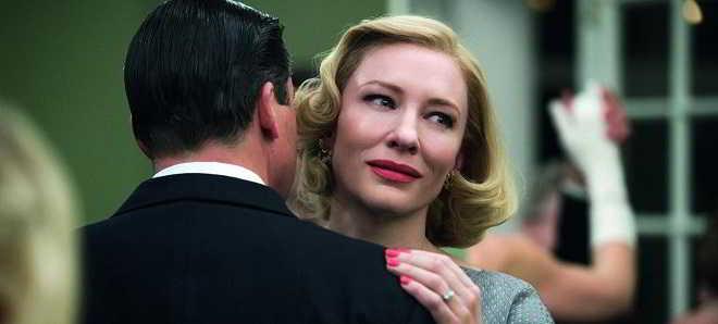 Novos posters e um clipe de 'Carol', com Cate Blanchett e Rooney Mara