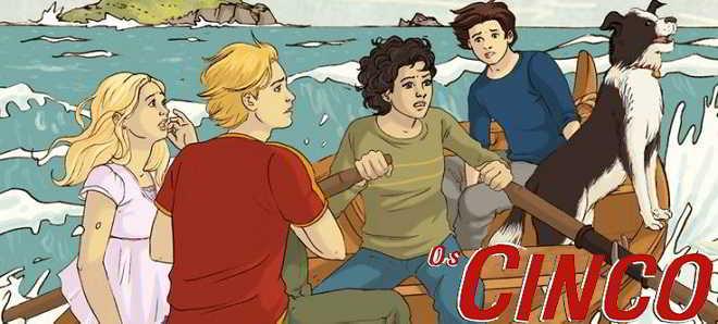 'Os Cinco': Jon Croker vai escrever a adaptação dos contos de Enid Blyton