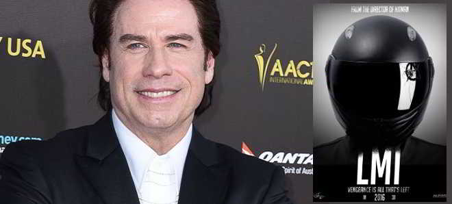 John Travolta junta-se ao elenco do thriller 'Little Mizz Innocent'