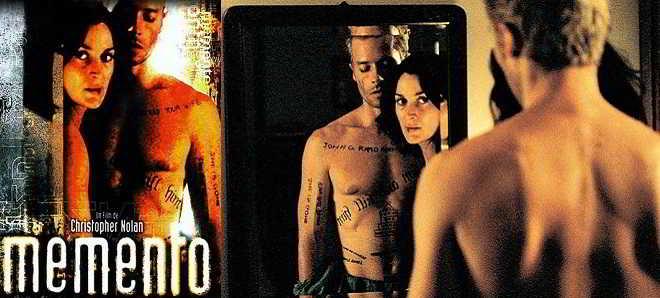 'Memento', filme de Christopher Nolan vai ter um remake