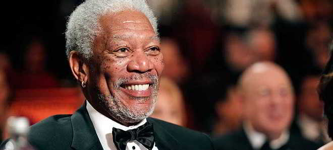 Morgan Freeman no elenco do filme de espionagem 'Cold Warriors'