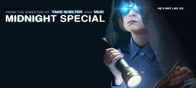Divulgado o primeiro poster de 'Midnight Special', filme de Jeff Nichols