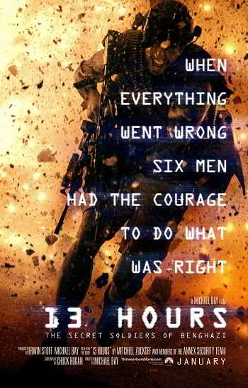 poster_13 hours-The Secret Soldiers of Benghazi