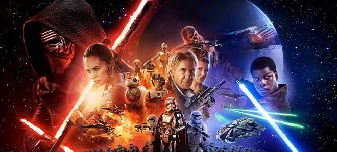 Divulgados cinco novos posters de 'Star Wars: O Despertar da Força'