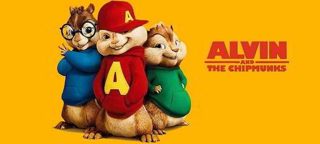 Divulgados dois novos posters de 'Alvin e os Esquilos: A Grande Aventura'