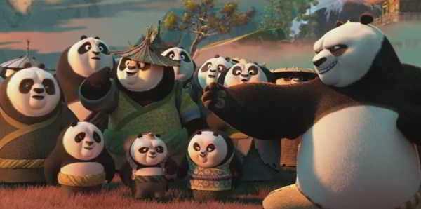 Assista ao segundo trailer em português de 'O Panda do Kung Fu 3'