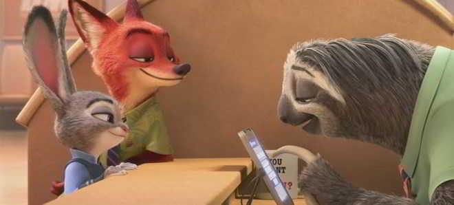 Walt Disney divulgou um novo trailer da animação 'Zootrópolis'