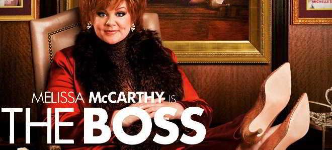 Primeiro trailer e poster da comédia 'A Chefe', com Melissa McCarthy