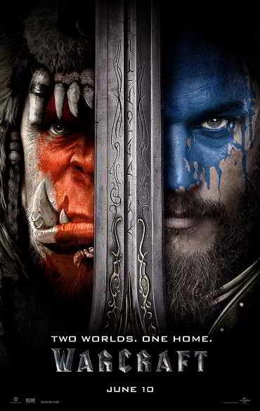 warcraft_primeiro poster