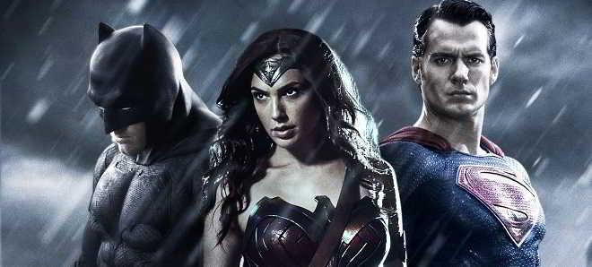 Novo trailer português de 'Batman v Super-Homem: O Despertar da Justiça'
