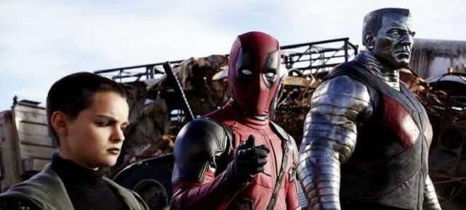 Empire Online divulgou novas imagens de 'Deadpool'