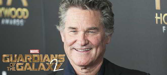 Kurt Russell é favorito para ser o pai de Chris Pratt em 'Guardiões da Galáxia 2'