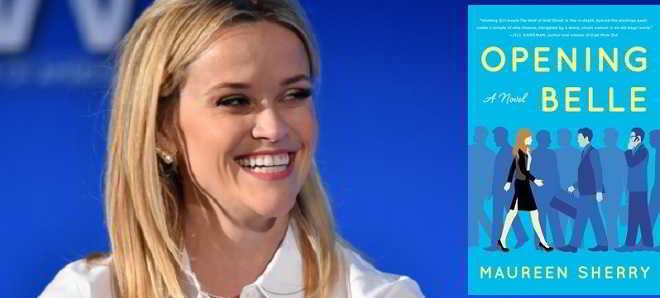 Reese Witherspoon vai estrelar a adaptação de 'Opening Belle'
