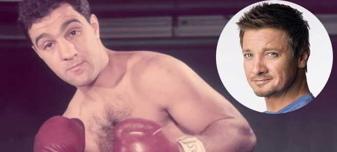 Jeremy Renner vai ser pugilista na cinebiografia de Rocky Marciano