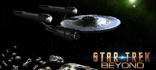 Divulgado o trailer oficial português de 'Star Trek: Além do Universo'