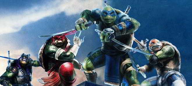 Trailer português de 'Tartarugas Ninja Heróis Mutantes: O Romper Das Sombras'