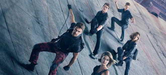 Lionsgate adiou as datas de estreia de 'Convergente - Parte 2' e 'Power Rangers'