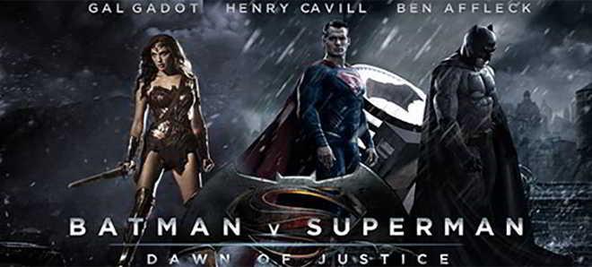 Três novos posters de 'Batman v Super-Homem: O Despertar da Justiça'
