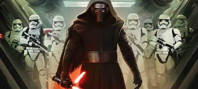 'Star Wars: O Despertar da Força' bate recordes de bilheteira